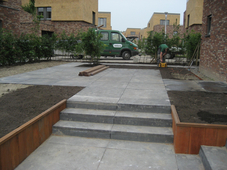 Abbing tuinaanleg voor jarenlang tuinplezier for Vacature tuin